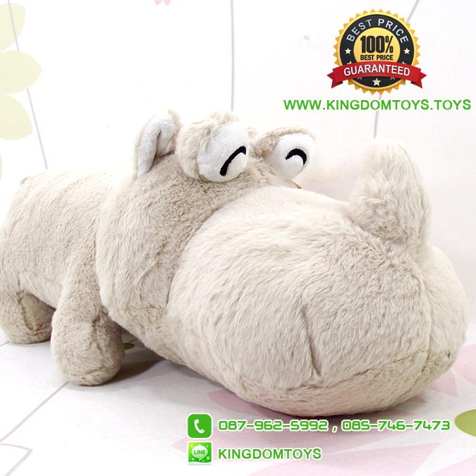 ตุ๊กตา แรด Rhino 14 นิ้ว [Anee Park]