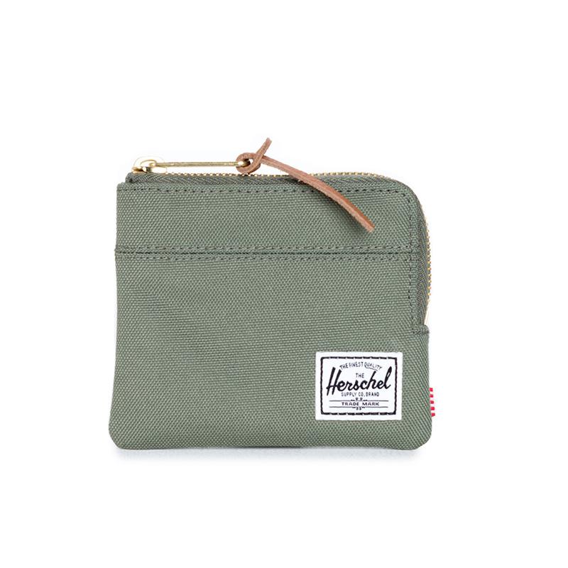 Herschel Johnny Wallet - Deep Lichen Green