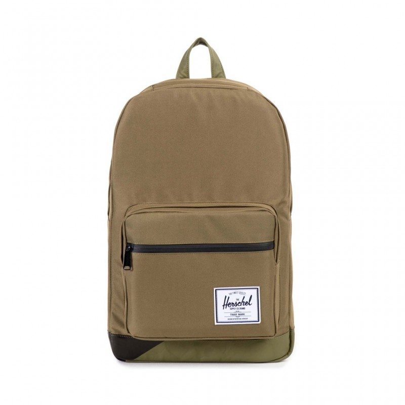 Herschel Pop Quiz Backpack - Army/Black Offset