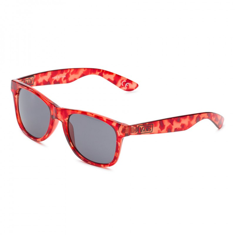 Vans Spicoli 4 Sunglasses - Zine Red Tortoise