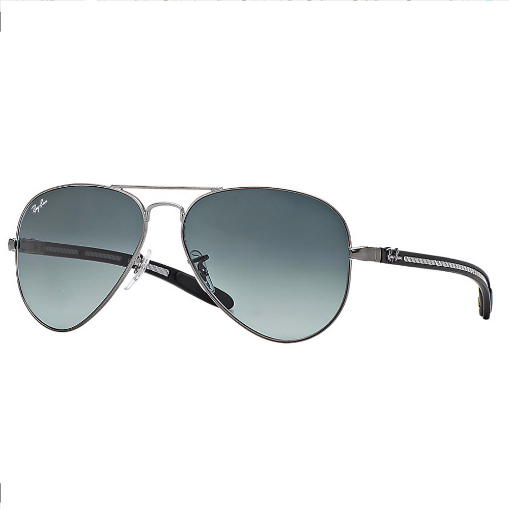 RayBan Avaitor Carbon RB8307 029/71 - Grey Gradient Lens