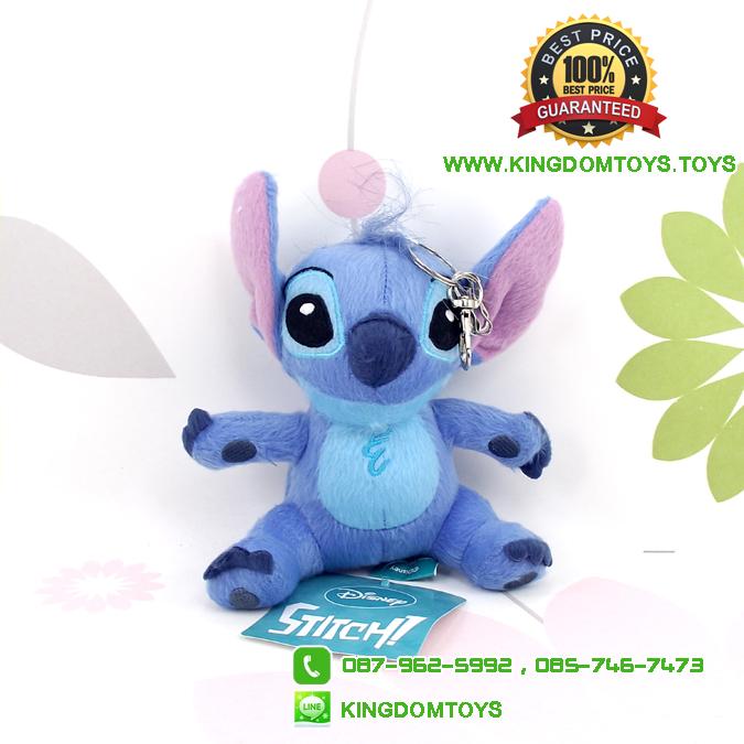 พวงกุญสติช Stitch 5 นิ้ว [Disney Stitch]