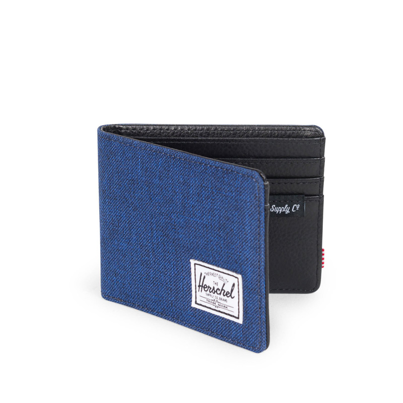 Herschel Hank Wallet - Eclipse Crosshatch