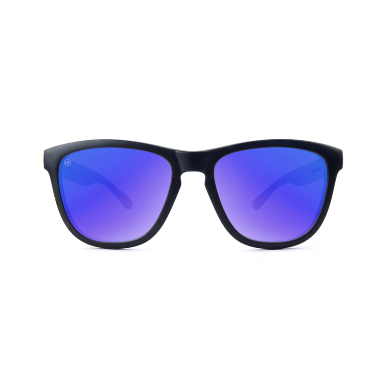 Knockaround Premiums Sunglasses - Black / Moonshine