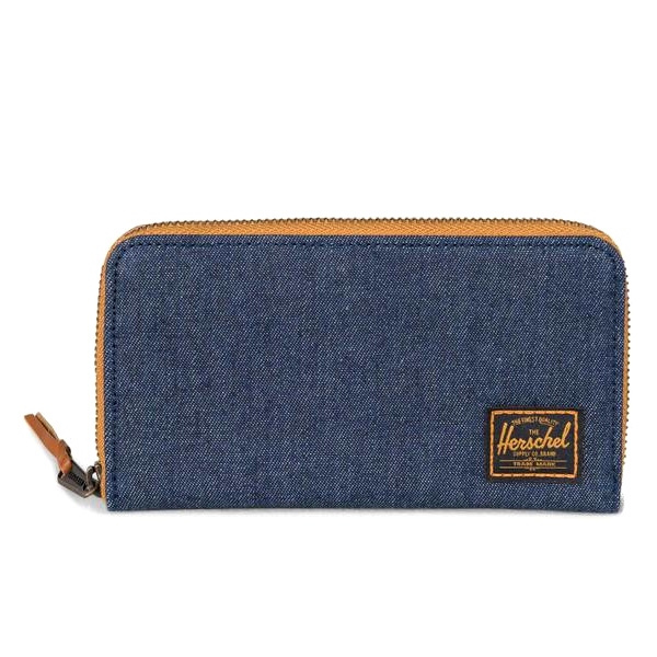 Herschel Thomas Wallet - Dark Denim