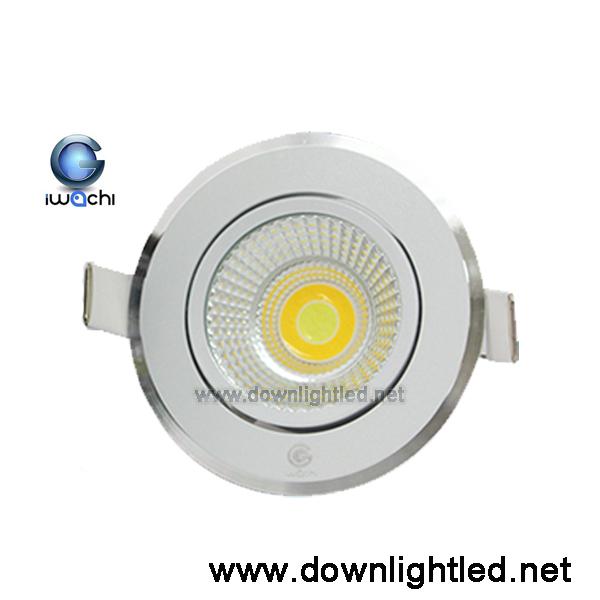 ดาวน์ไลท์ LED IWACHI 6W (IWC-COB 2.5 นิ้ว )