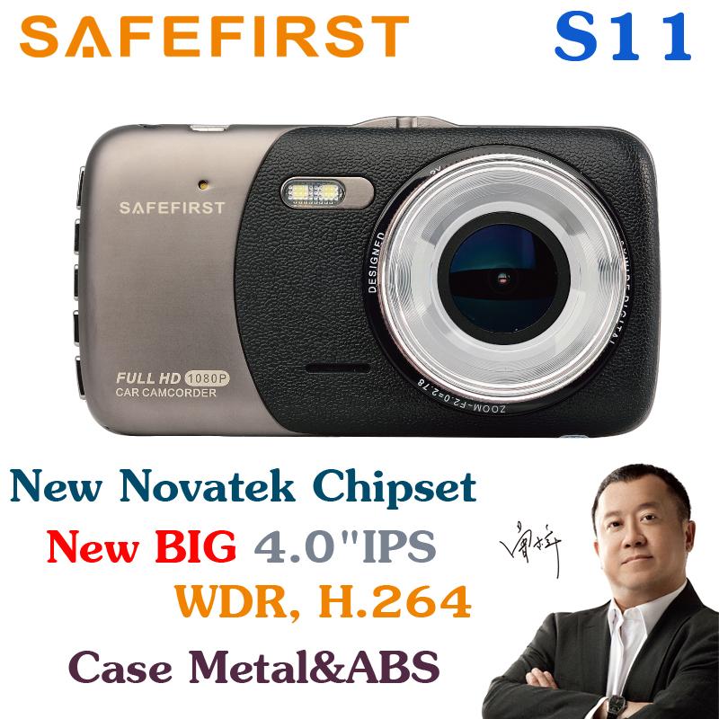 กล้องติดรถยนต์ SAFEFIRST รุ่น S11 (ไม่รวมติดตั้ง)