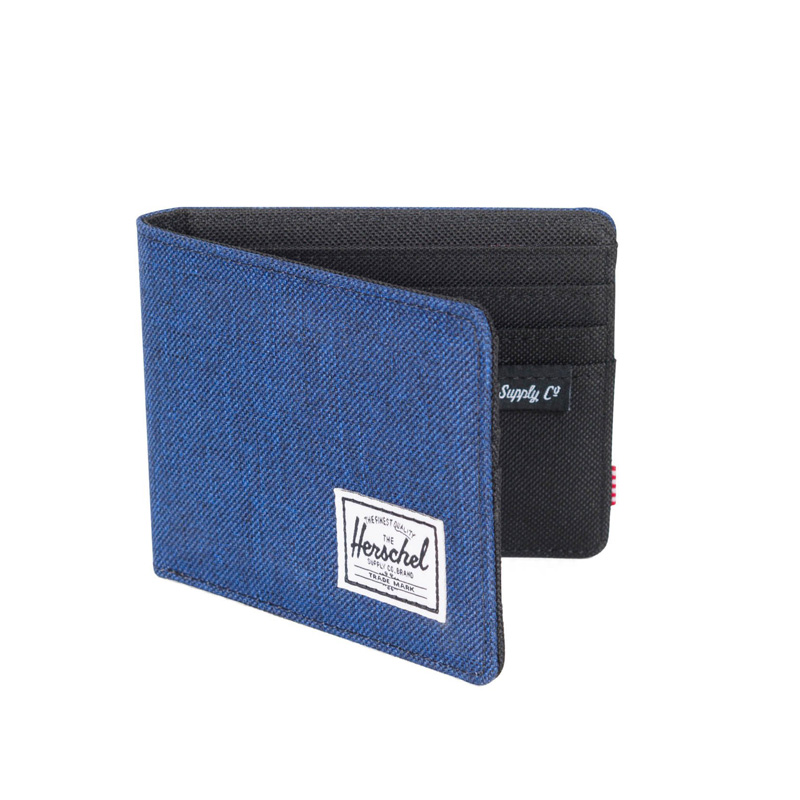 Herschel Roy Wallet - Eclipse Crosshatch