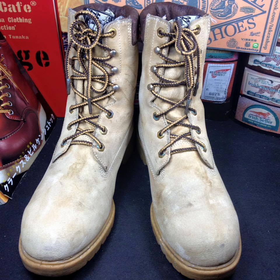 Vintage Wolverine made in USA size 9.5