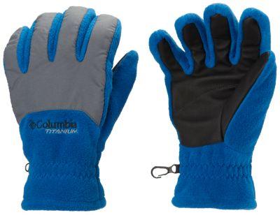 Columbia Men's Titanium Polartec® Glove - Marine blue/graphite
