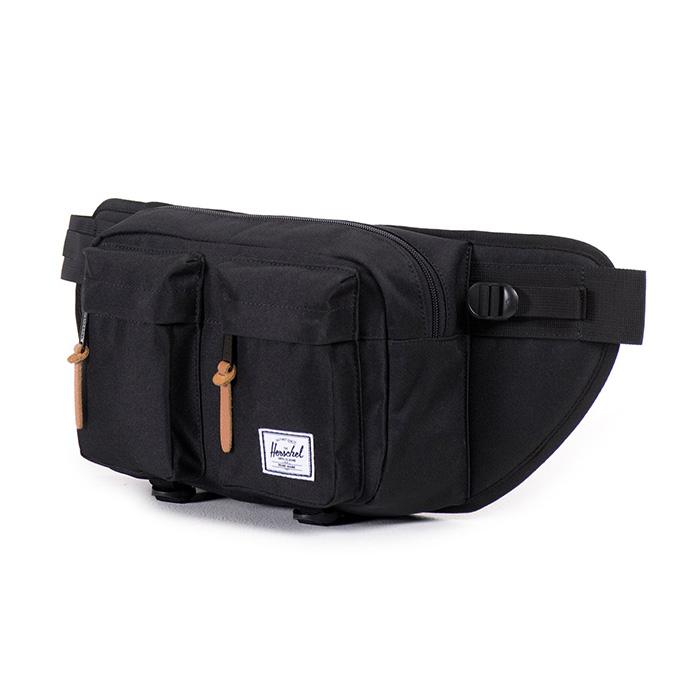 Herschel Eighteen Hip Pack - Black