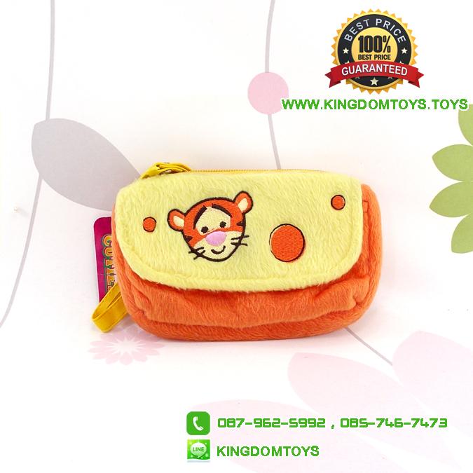 กระเป๋าใส่โทรศัพท์ทิกเกอร์ Cutie Tigger [Disney]