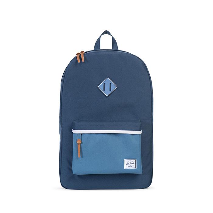 Herschel Heritage Backpack - Navy / Captain's Blue