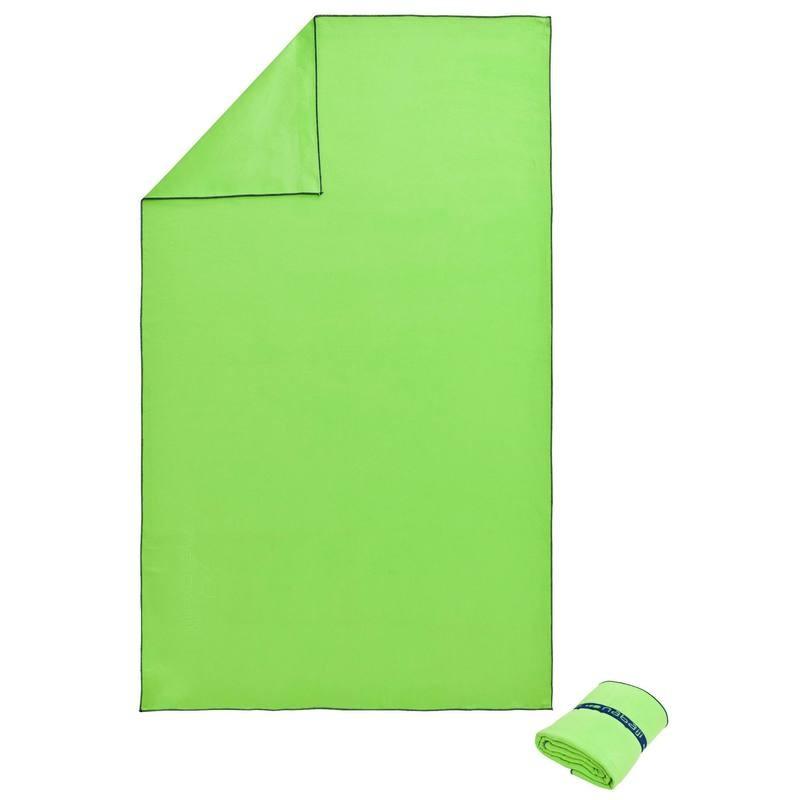 Nabaiji | Microfiber Travel Towel size L (Green)