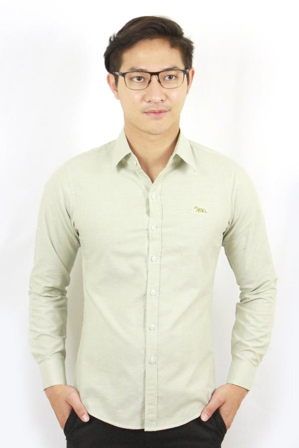 เสื้อเชิ้ตแขนยาว ชาย NANAPA Shirts NA-015