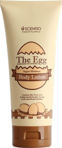 Scentio The Egg Peel Off Mask ครีมมารค์สูตรอ่อนโยน (100 มิล)