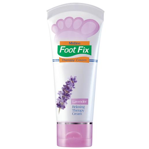 สครับขัดเท้า mistine foot fix salt scrub