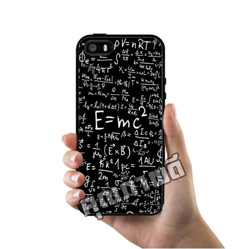 เคส iPhone 5 5s SE เคสสูตรฟิสิก ไอสไตน์ เคสสวย เคสโทรศัพท์ #1335