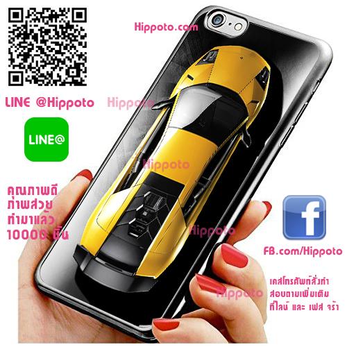 เคส ไอโฟน 6 / เคส ไอโฟน 6s รถ Lamborghini เท่ เคสสวย เคสโทรศัพท์ #1207