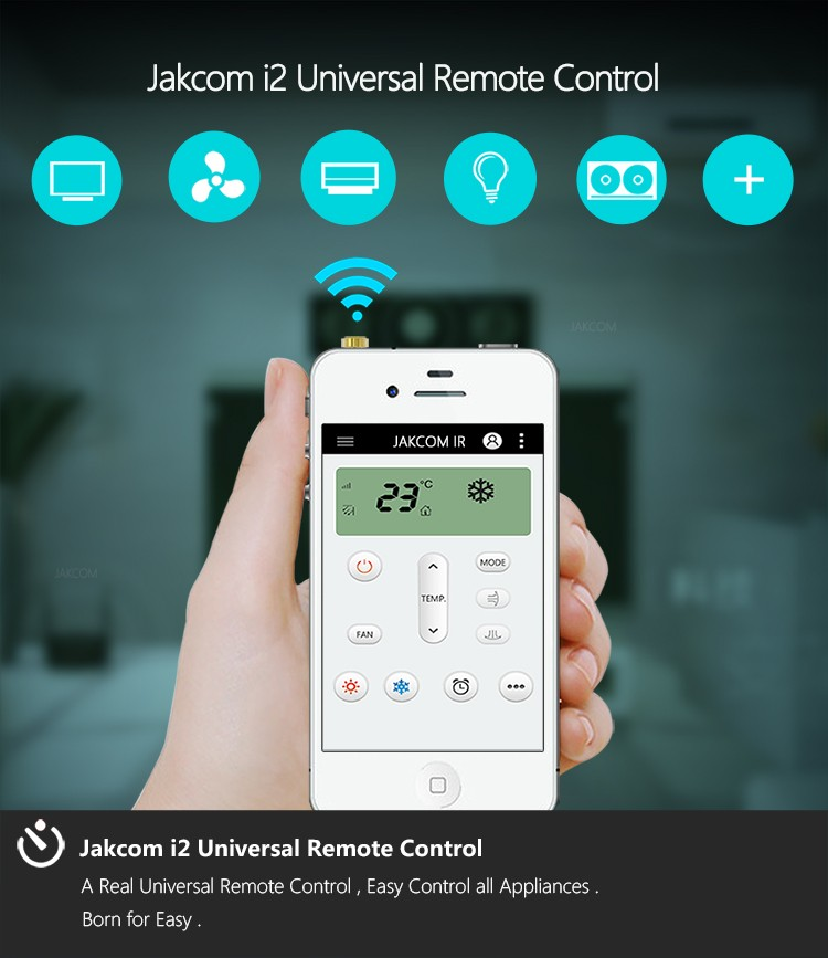 Jack Universal Infrared i2 for iphone แจ็คแปลงไอโฟนให้เป็นรีโมทเครื่องใช้ไฟฟ้า