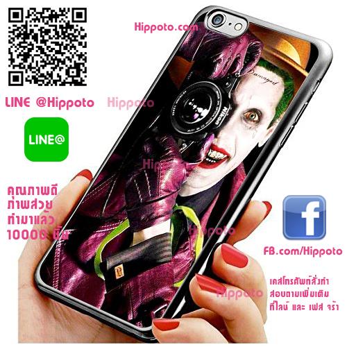 เคส ไอโฟน 6 / เคส ไอโฟน 6s โจ๊กเกอร์ Joker เคสเท่ เคสสวย เคสโทรศัพท์ #1405