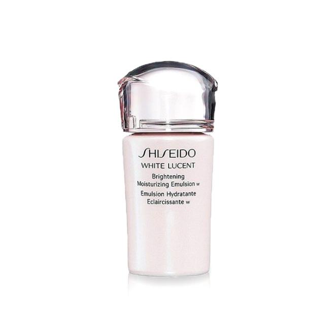 *TESTER* Shiseido White Lucent Brightening Moisturizing Emulsion W 15ml