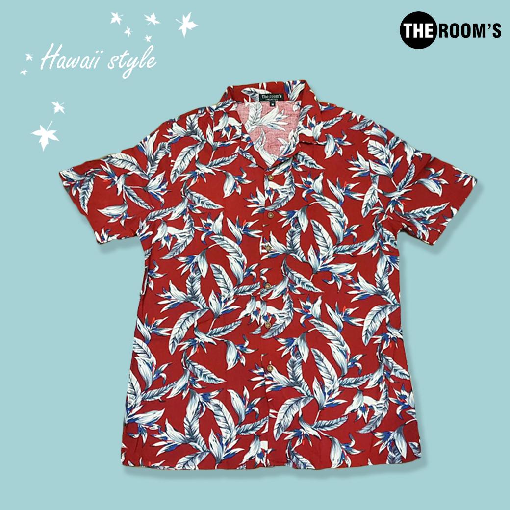 Shirt hawaii No. 4