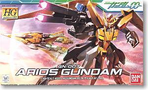 hg 1/144 28 GN-007 Arios Gundam 1500yen