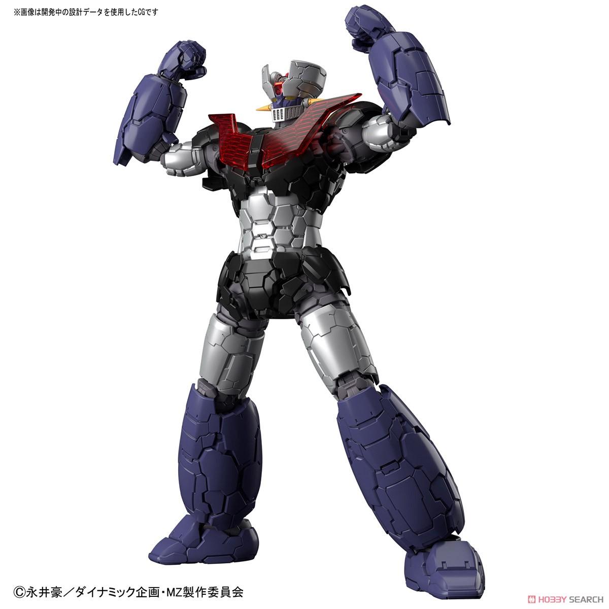 เปิดรับPreorder มีค่ามัดจำ 100 บาท Mazinger Z (Mazinger Z: Infinity Ver.) (HG) (Plastic model)//ฺBandai