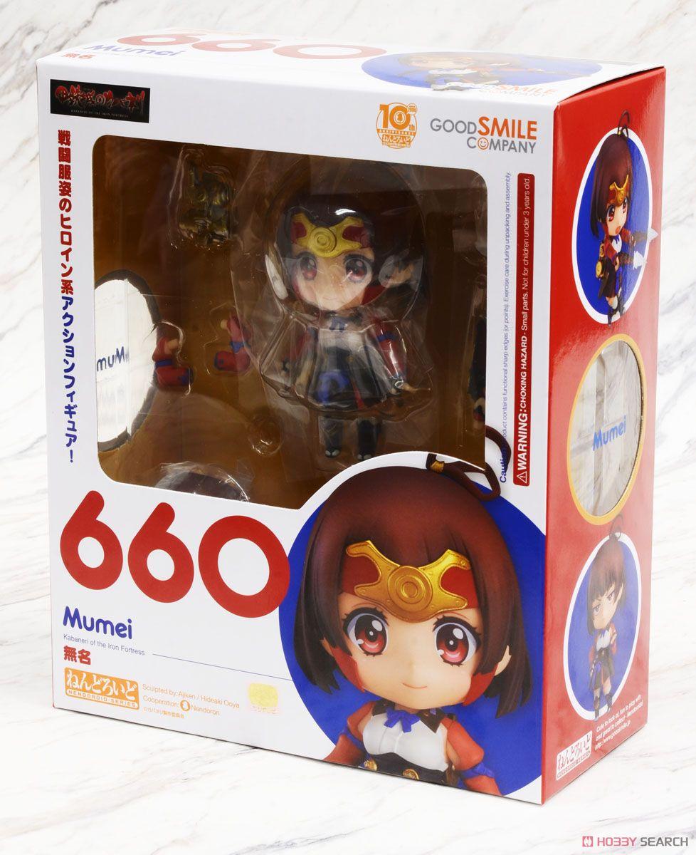 (เหลือ 1 ชิ้น รอยืนยันก่อนโอน) 90205 Nendoroid 660 Mumei