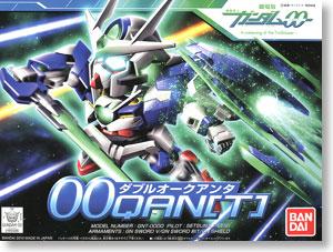 364 00 QAN[T] (SD) (Gundam Model Kits)