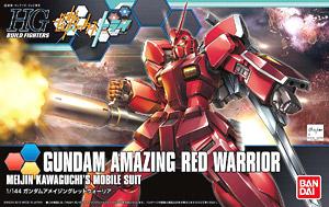hgbf 1/144 026 amazing red warrior 1800yen
