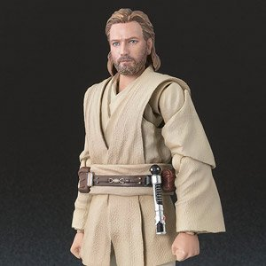 S.H.Figuarts Obi-Wan Kenobi (Attack of The Clones) (Completed)