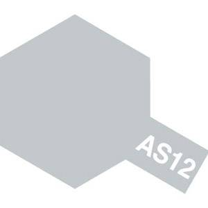AS-12 bare metal silver