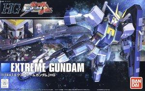 1/144 HGUC121 EXTREME GUNDAM