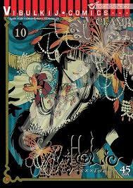 xxx Holic เล่ม 10 สินค้าเข้าร้านวันจันทร์ที่ 15/1/61