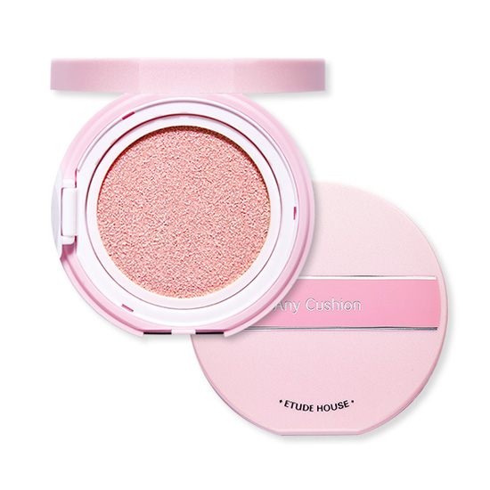 preorder Etude any cushion color corrector SPF34 PA ++ #pink