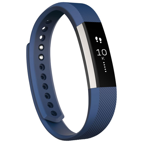 Fitbit Alta, Blue, Small รับประกันศูนย์ 1 ปี