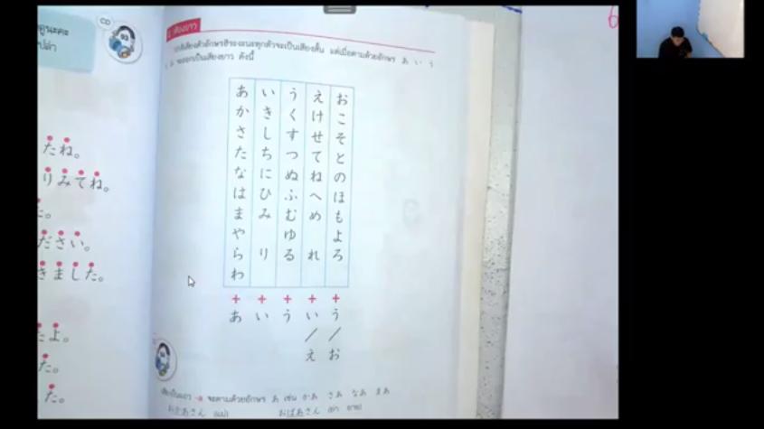 สอนภาษาญี่ปุ่นออนไลน์ ครูไบท์ ฮิระงะนะ คาบที่ 14 เรื่อง เสียงยาวในภาษาญี่ปุ่น ตอนที่ 1/2