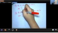 เรียนคณิตศาสตร์EPออนไลน์ ม.1(ครูอุ๋งอิ๋ง) ครั้งที่ 9 เรื่อง ความสัมพันธ์ของคู่อันดับ และ เส้นกราฟ ตอนที่ 1/3