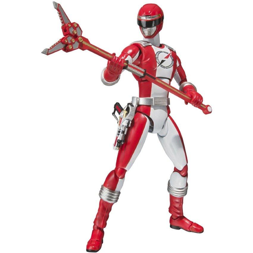 BANDAI S.H. Figuarts GoGo Sentai Boukenger Bouken - Red