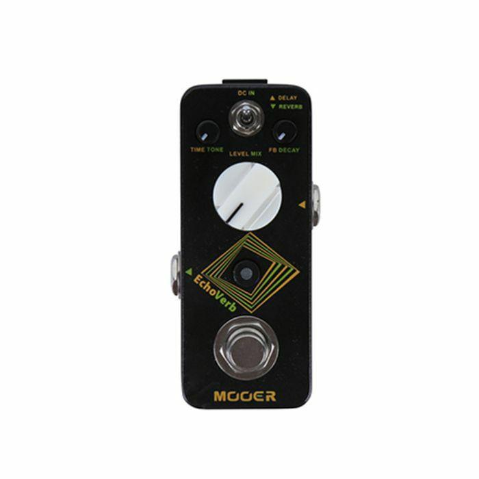 Mooer Echo Verb - Digital Delay & Reverb Pedal