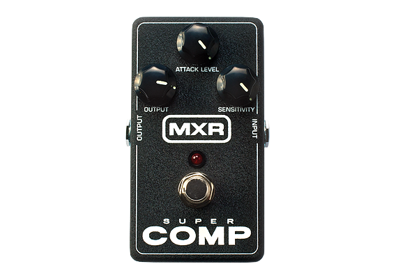 Jim Dunlop MXR Super Comp Compressor M132