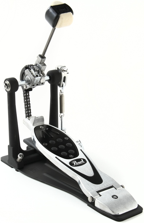 Pearl P-2000C PowerShifter Eliminator Bass Drum pedal ( with Case )