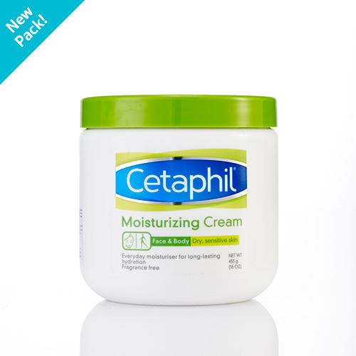 Cetaphil Moisturizing Cream 50 กรัม