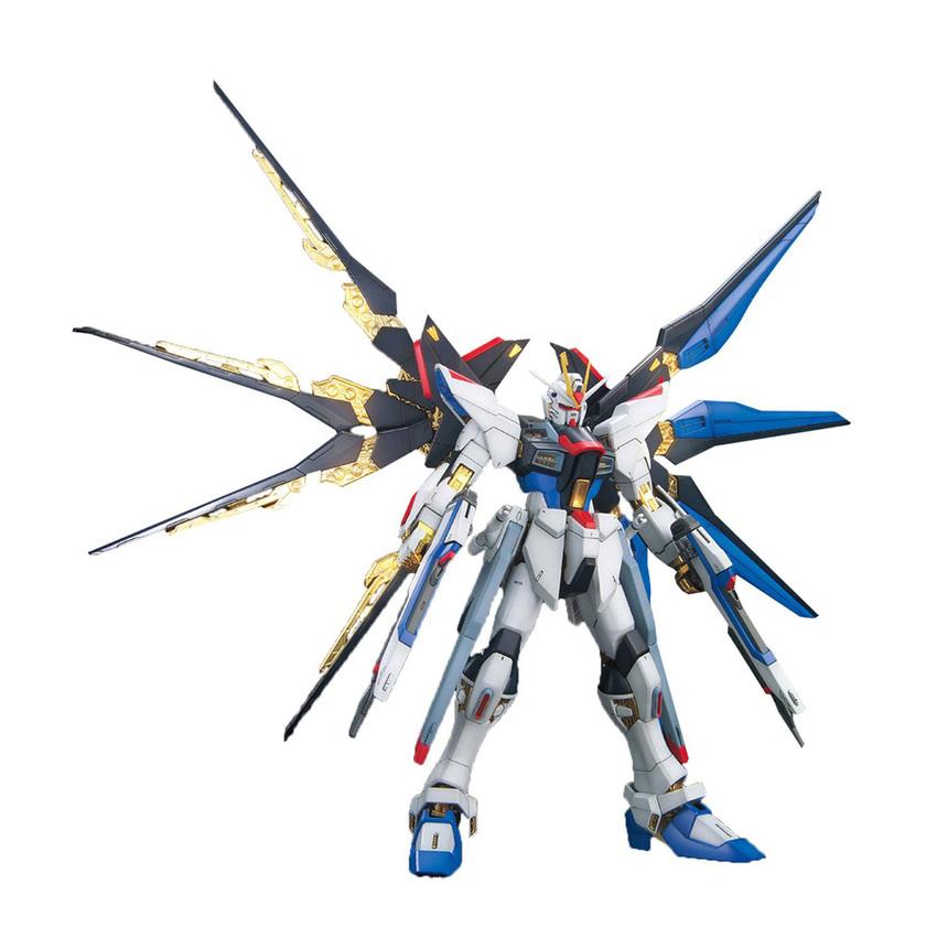 Bandai MG Strike Freedom Gundam Full Burst Mode 1/100