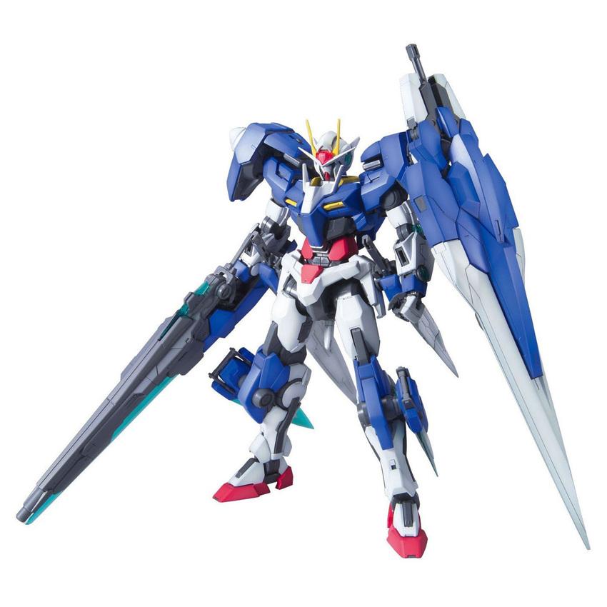 Bandai MG OO Gundam Seven Sword/G 1/100