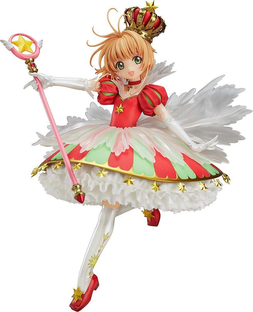 <สอบถามราคา> โมเดลฟิกเกอร์แท้ การ์ดแคปเตอร์ซากุระ Card Captor Sakura ซากุระ คิโนโมโตะ แบบ5