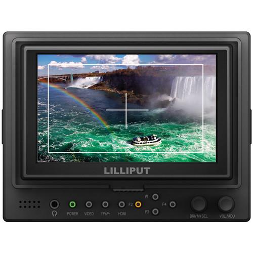 จอมอนิเตอร์ Lilliput 569/O 5quot; On-Camera Monitor