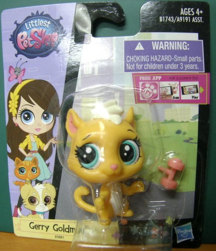 Gerry Goldman cat สีเหลือง (แพ็ค)